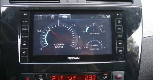 2013 Nissan Tiida 5D 1.6 Turbo SL規  第8張相片