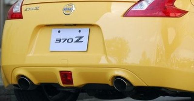 2012 Nissan 370Z Coupe 3.7  第4張相片