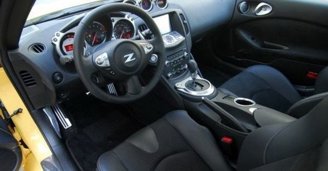 2012 Nissan 370Z Coupe 3.7  第5張相片