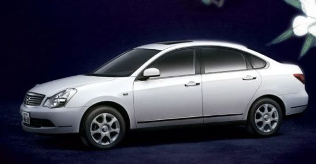 2012 Nissan Bluebird 2.0 H  第1張相片