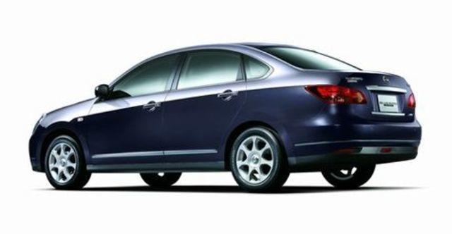 2012 Nissan Bluebird 2.0 H  第5張相片