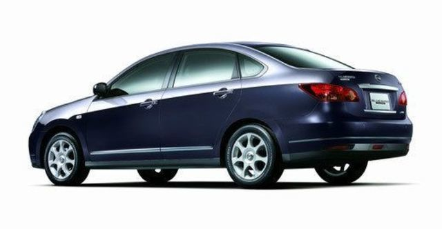2012 Nissan Bluebird 2.0 P  第5張相片