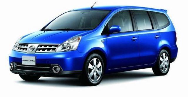 2012 Nissan Grand Livina 1.8 B