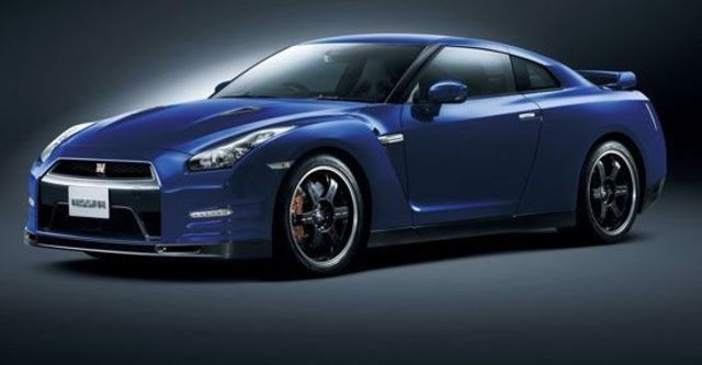 2012 Nissan GT-R Black Premium  第1張相片