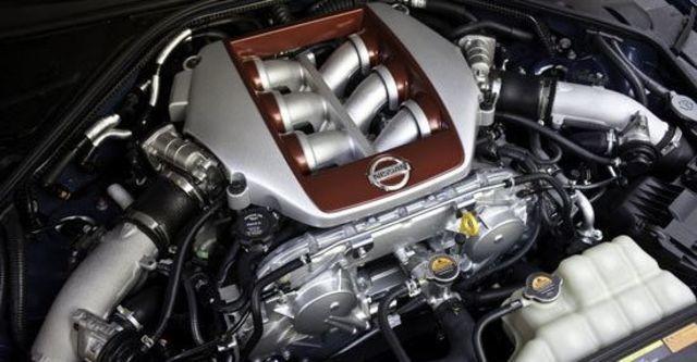 2012 Nissan GT-R Black Premium  第11張相片