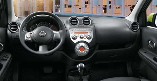 2012 Nissan March 1.5 S  第7張相片