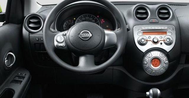 2012 Nissan March 1.5 SL  第11張相片