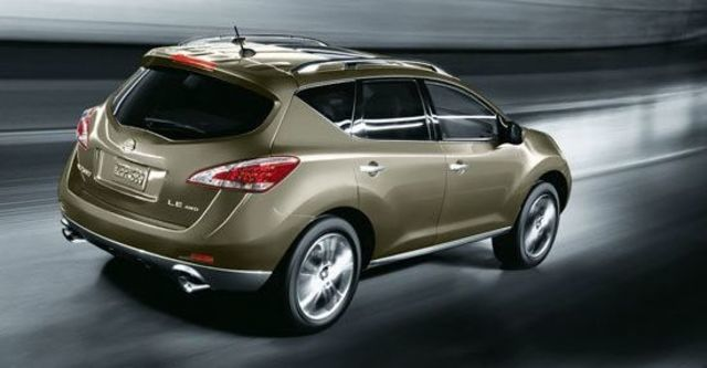 2012 Nissan Murano 3.5  第3張相片