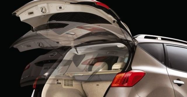 2012 Nissan Murano 3.5  第4張相片