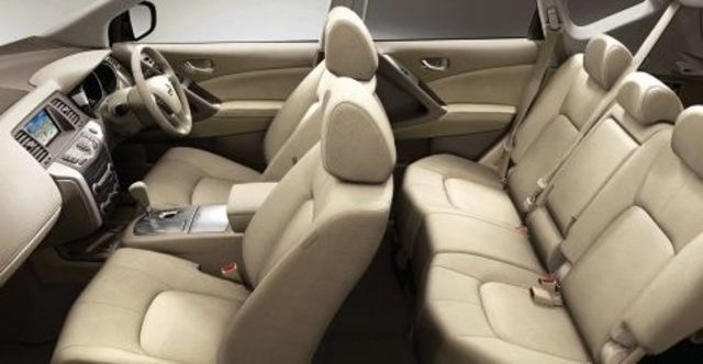 2012 Nissan Murano 3.5  第7張相片