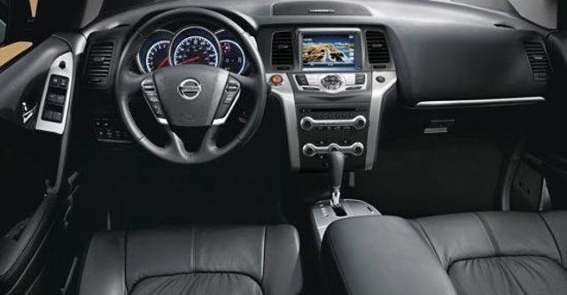 2012 Nissan Murano 3.5  第11張相片