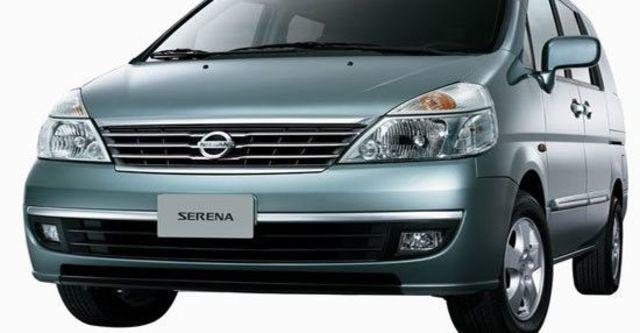 2012 Nissan Serena 豪華型7人座  第1張相片