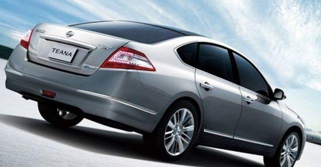 2012 Nissan Teana 2.0 TA領航版  第1張相片