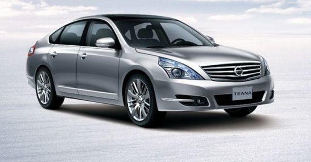 2012 Nissan Teana 2.5 LD  第1張相片