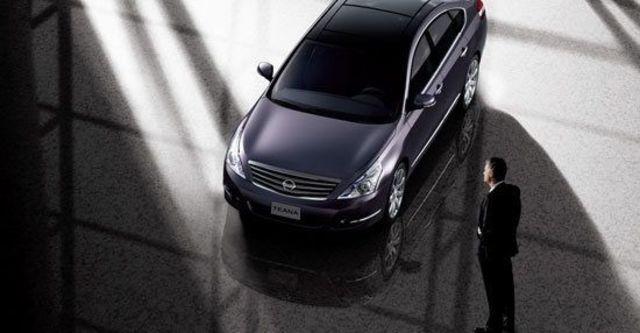 2012 Nissan Teana 2.5 LD  第9張相片