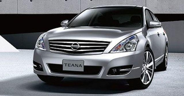 2012 Nissan Teana 2.5 LD經典版  第2張相片