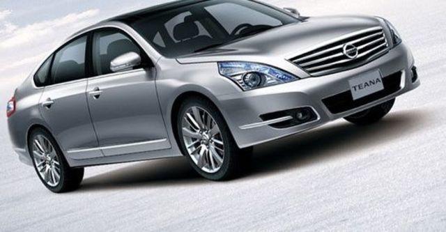 2012 Nissan Teana 3.5 VN  第1張相片