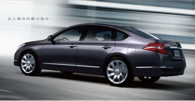 2012 Nissan Teana 3.5 VN  第5張相片