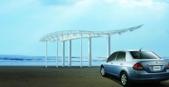 2012 Nissan Tiida 4D 1.8 B  第11張相片
