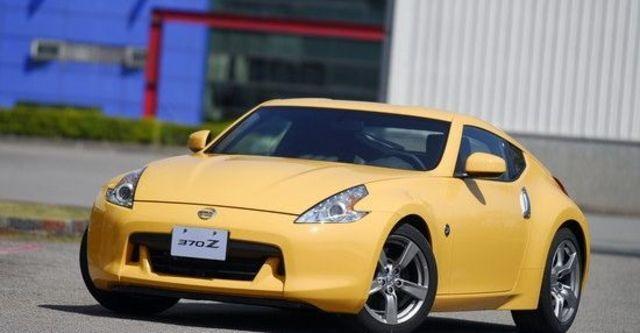 2011 Nissan 370Z Coupe 3.7  第3張相片