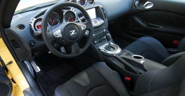 2011 Nissan 370Z Roadster 3.7  第4張相片