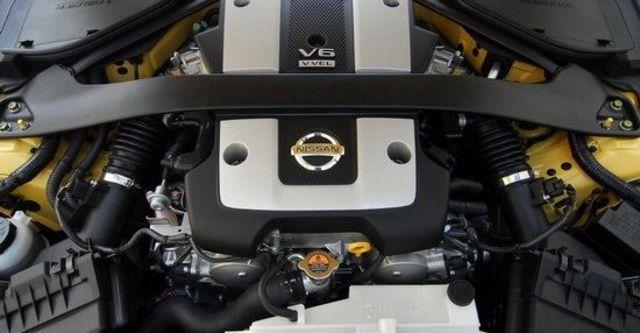 2011 Nissan 370Z Roadster 3.7  第5張相片