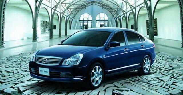 2011 Nissan Bluebird 2.0 H  第3張相片