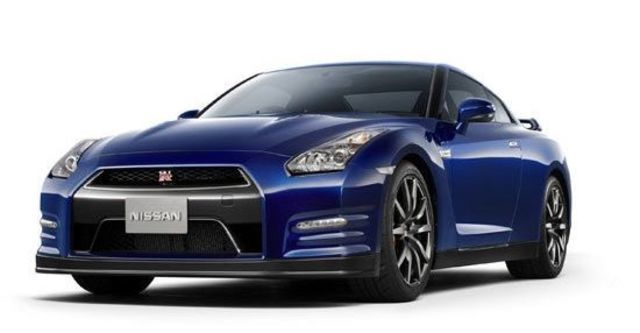 2011 Nissan GT-R Coupe  第1張相片