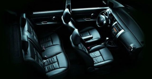 2011 Nissan Livina 1.6 B  第5張相片
