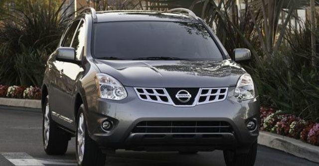 2011 Nissan Rogue 2.5 旗艦型SL  第1張相片