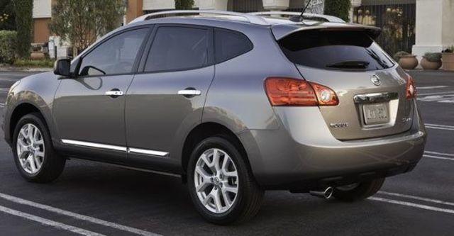 2011 Nissan Rogue 2.5 豪華型S+  第3張相片