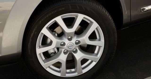 2011 Nissan Rogue 2.5 豪華型S+  第4張相片