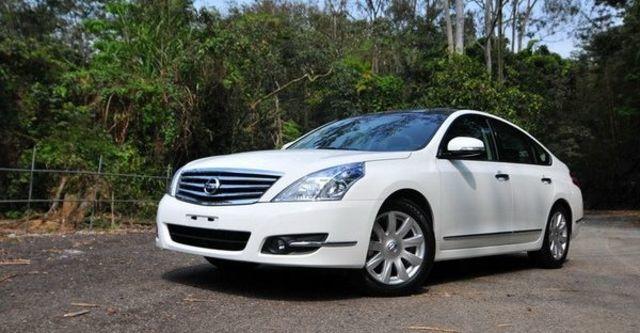 2011 Nissan Teana 2.5 LD  第4張相片