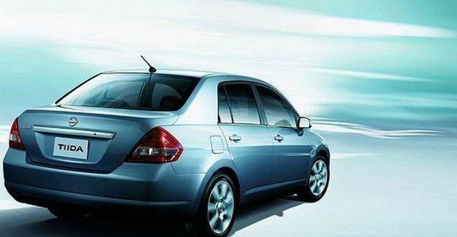 2011 Nissan Tiida 4D 1.6 L  第1張相片