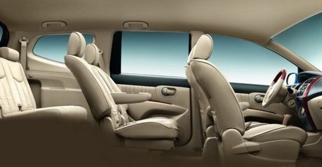 2010 Nissan Livina 1.8 B  第6張相片