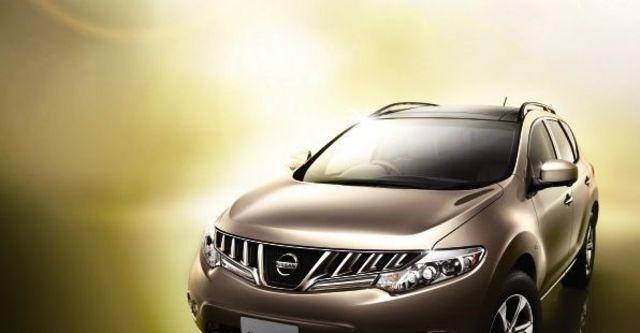 2010 Nissan Murano 3.5  第2張相片