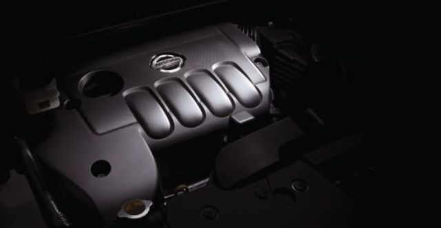 2010 Nissan Murano 3.5  第8張相片