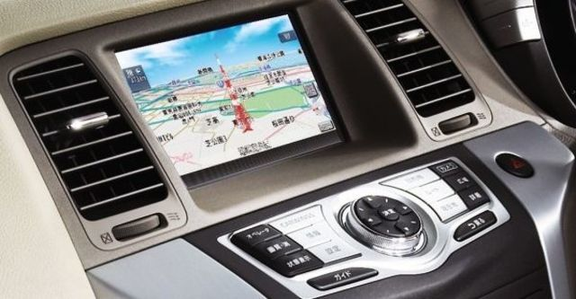 2010 Nissan Murano 3.5  第9張相片