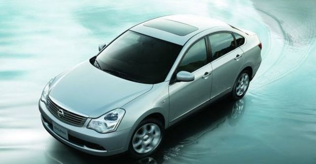 2010 Nissan New Bluebird 2.0 I  第1張相片