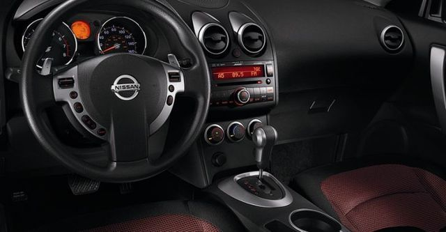 2010 Nissan Rogue 旗艦型SL  第5張相片