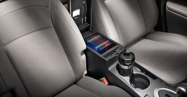 2010 Nissan Rogue 豪華型S+  第9張相片