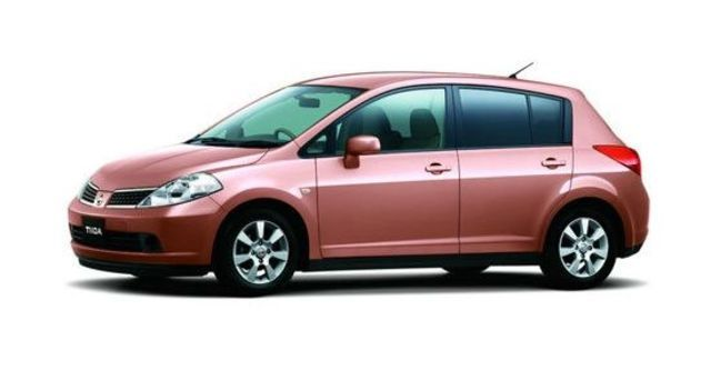2010 Nissan Tiida 1.8 5D B  第3張相片