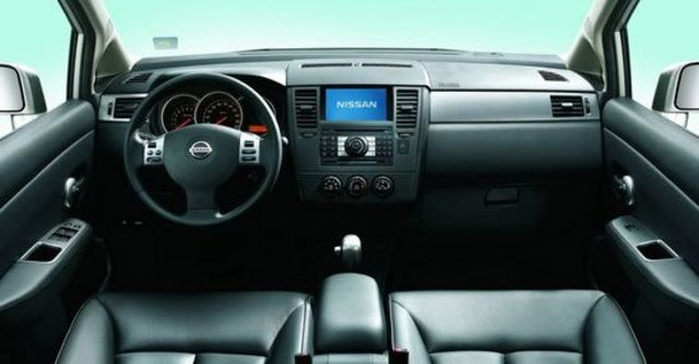 2010 Nissan Tiida 1.8 5D B  第4張相片