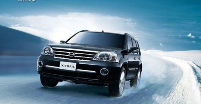 2010 Nissan X-Trail 2.0 2WD尊貴型  第1張相片