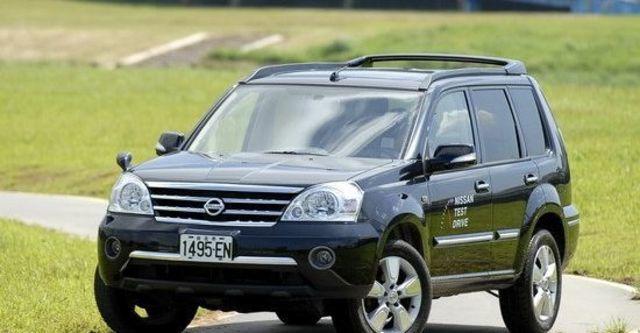 2010 Nissan X-Trail 2.5 2WD尊貴型  第1張相片