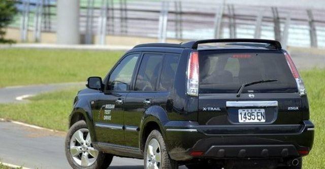 2010 Nissan X-Trail 2.5 4WD尊貴型  第1張相片