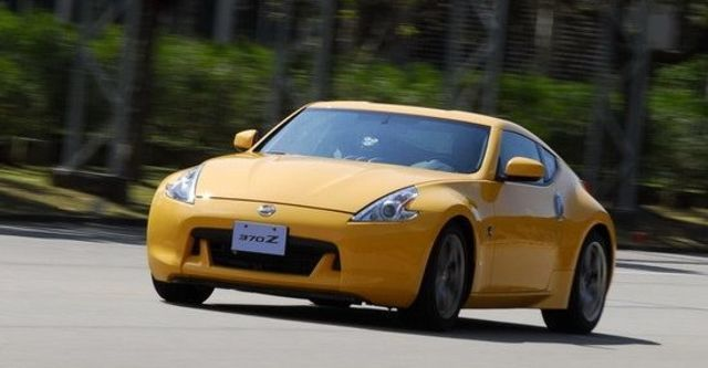 2009 Nissan 370Z Coupe  第1張相片