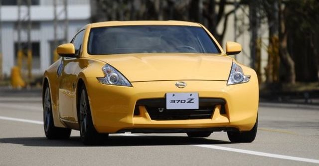 2009 Nissan 370Z Coupe  第9張相片