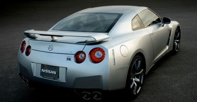 2009 Nissan GT-R Coupe  第3張相片