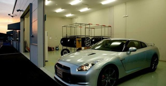 2009 Nissan GT-R Coupe  第6張相片